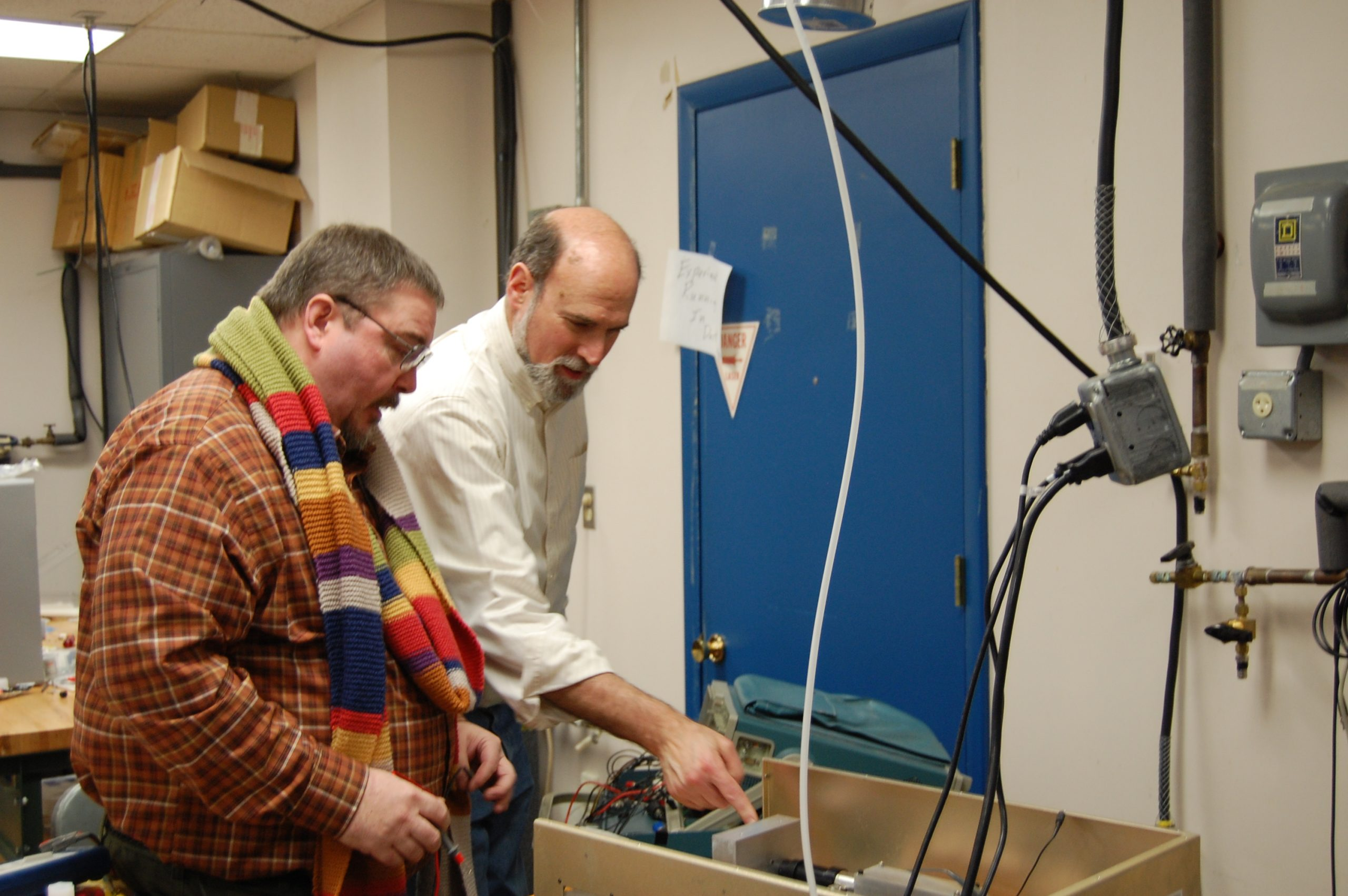 Center for Sensor Systems and Technology