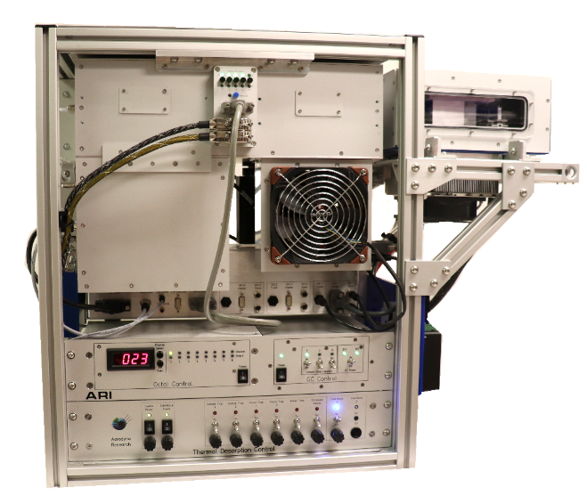 Field-Deployable GC for TOF-MS