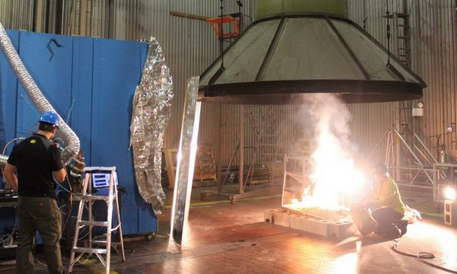 Aerodyne measures emissions in the Biomass Burning Observation Project (BBOP)